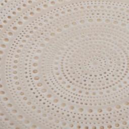 Mesita Mura 1C Cera / Blanco /Extra frontal Gris Antracita